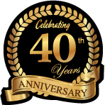 Celebrating 40 Years Service in Carpets