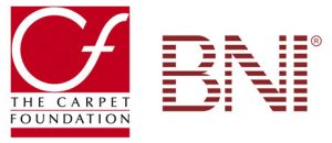 Members of BNI and the Carpet Foundation
